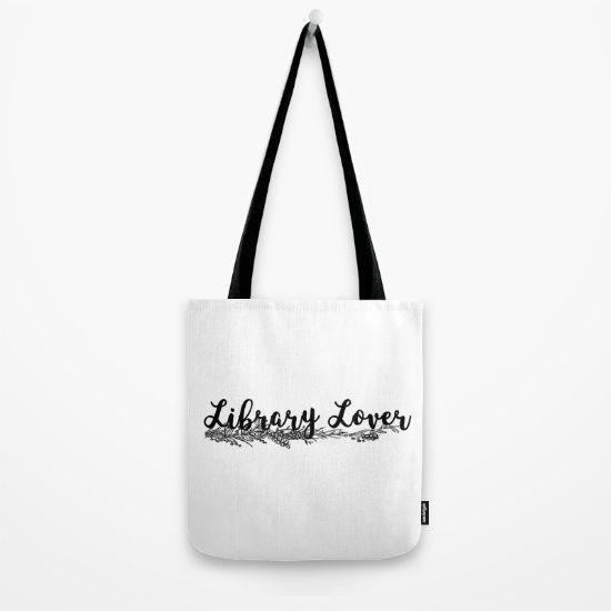 """Our quality crafted Tote Bags are hand sewn in America using durable, yet lightweight, poly poplin fabric. All seams and stress points are double stitched for durability. Available in 13"""" x 13"""", 16"""" x 16"""" and 18"""" x 18"""" variations, the tote bags are washable, feature original artwork on both sides and a sturdy 1"""" wide cotton webbing strap for comfortably carrying over your shoulder. #books #reader #bookworm #booklover #fanfiction #library #geek #nerd #bookstagram #bookcommunity #bookblog"""