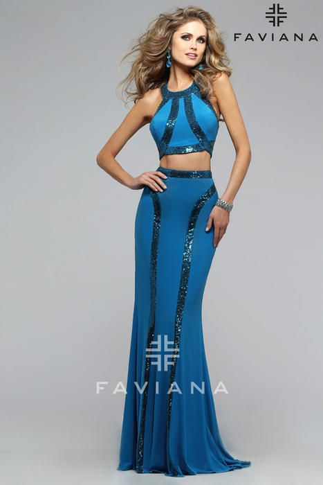 Faviana 7767  Faviana Wedding Gowns, Prom Dresses, Formals, Bridesmaids, Mother of theBride, Maggie Sottero, Sherri Hill,
