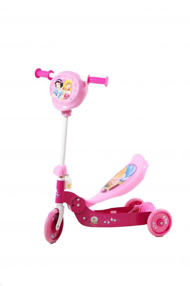 Hulajnoga Mondo 3-kołowa składana Princess - hitcena.pl