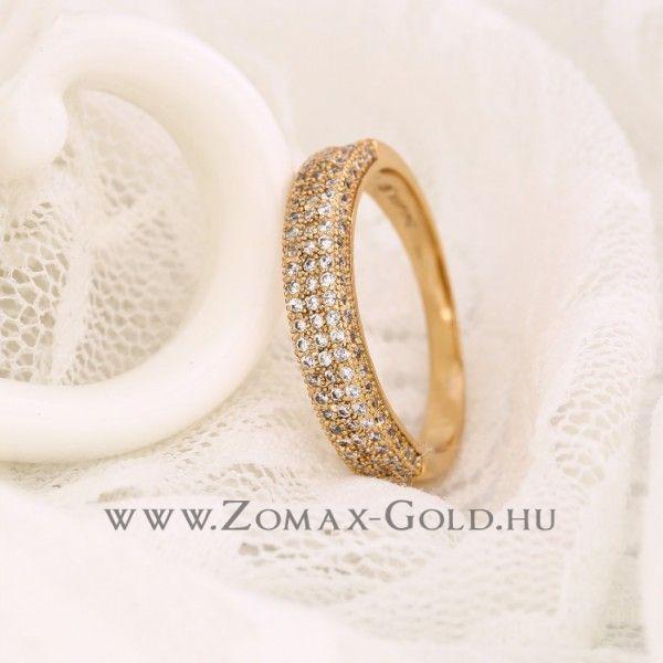 Klementina gyűrű - Zomax Gold divatékszer www.zomax-gold.hu