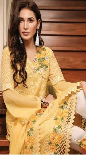 a92b383a9a Deepsy Gulbano 7 Georgette With Heavy Embroidery Suit 400-804 ...