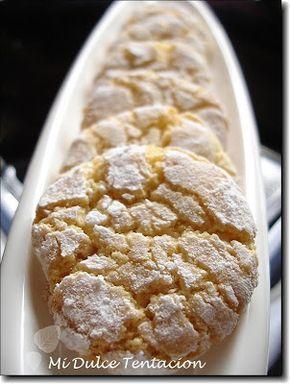 Mi dulce tentación: Galletas Marroquies