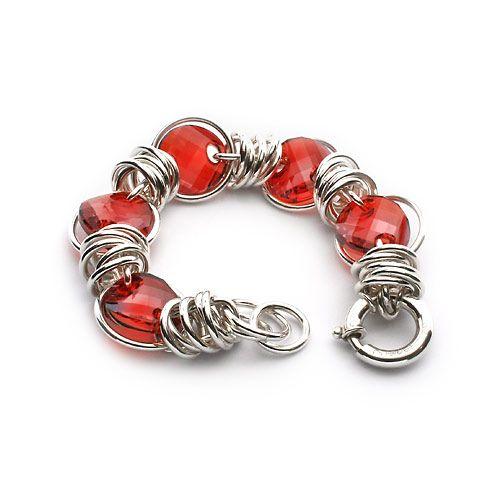 Carlu Bracelet | Lisa Ridout Exclusive Jewellery