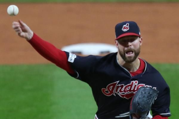 Cleveland Indians ace Corey Kluber picked up his second American League Cy Young Award from the Baseball Writers Association of America…