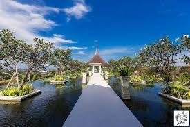 Bali wedding chapel