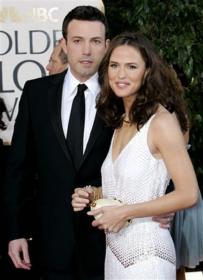 Ben Affleck and Jennifer garner (dated 2004-05, m. 29-Jun-2005, two daughters, one son)  Daughter: Violet Anne Affleck (b. 1-Dec-2005)  Daughter: Seraphina Rose Elizabeth Affleck (b. 6-Jan-2009)  Son: Samuel Affleck (b. 27-Feb-2012)
