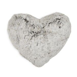 Heart Fur Scatter Cushion | Woolworths.co.za