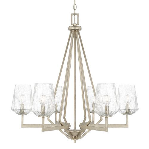 Found it at Wayfair - Selsey 6-Light Candle-Style Chandelier