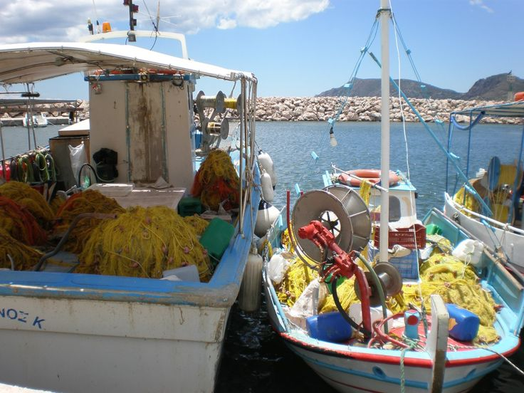 There are many fishermen on Chios island, professional and amateur. Quite a few fishermen of the area, especially the professional ones, choose the port of Komi in the south. It is closer to their …