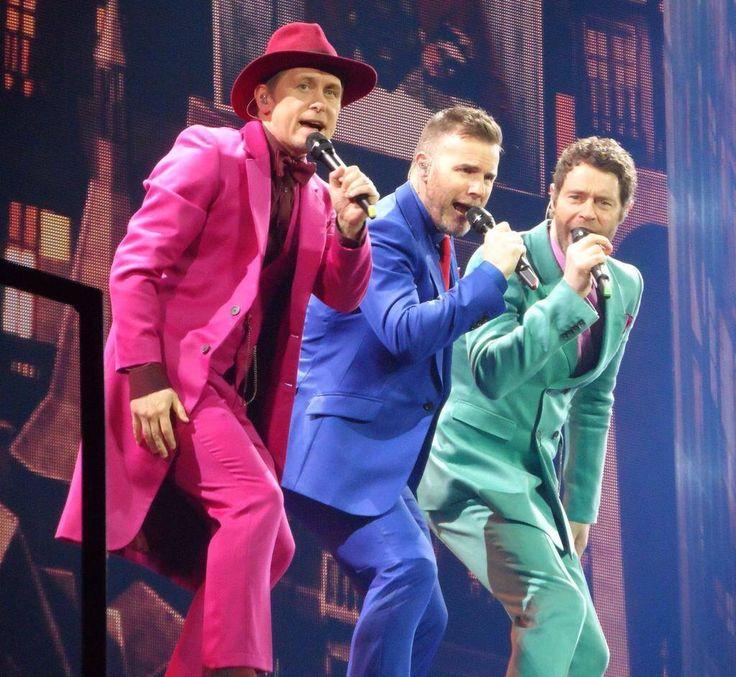 Take That III Tour - Glasgow