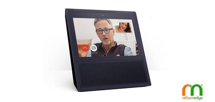 Dijital ekranlı Amazon Echo Show tanıtıldı Devamı; http://www.rellablog.com/dijital-ekranli-amazon-echo-show-tanitildi/ #Rellamedya #Teknoloji #Amazon