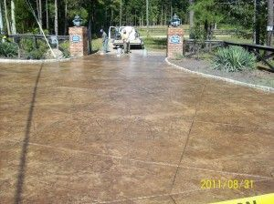 17 Best Stamped Concrete Images On Pinterest Stamped