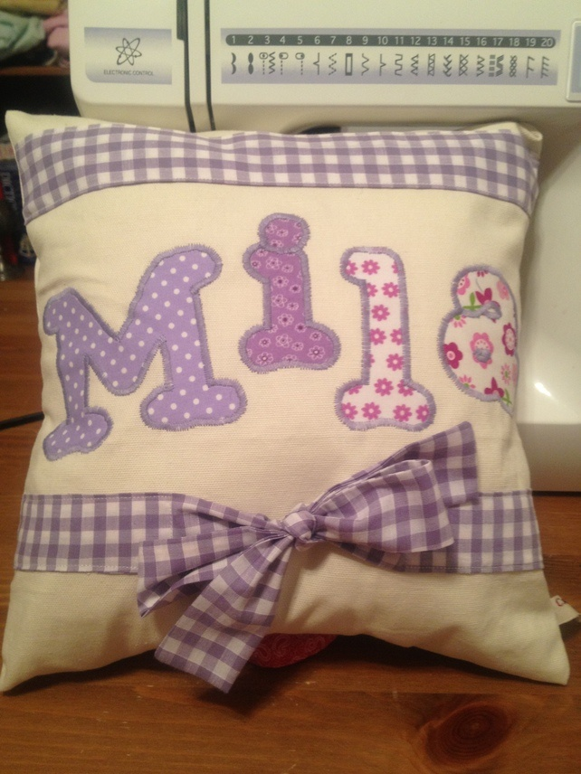 Personalised Cushion £25.00
