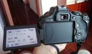 CANON T3i, FULL HD  LENTE CANON 18135mm IS
