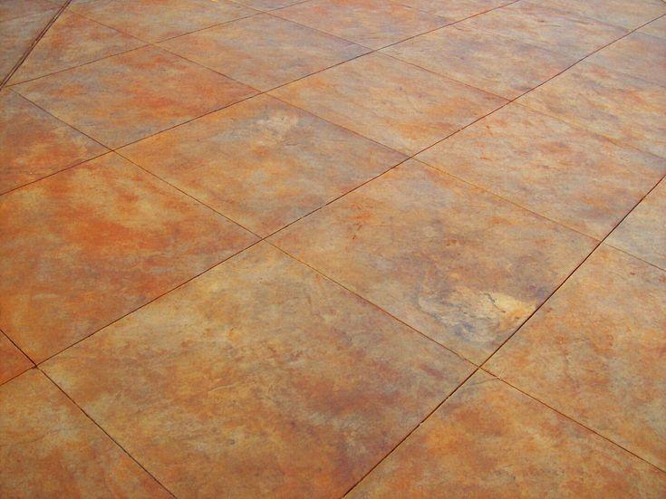 16 best acid stain concrete floor images on pinterest acid stain