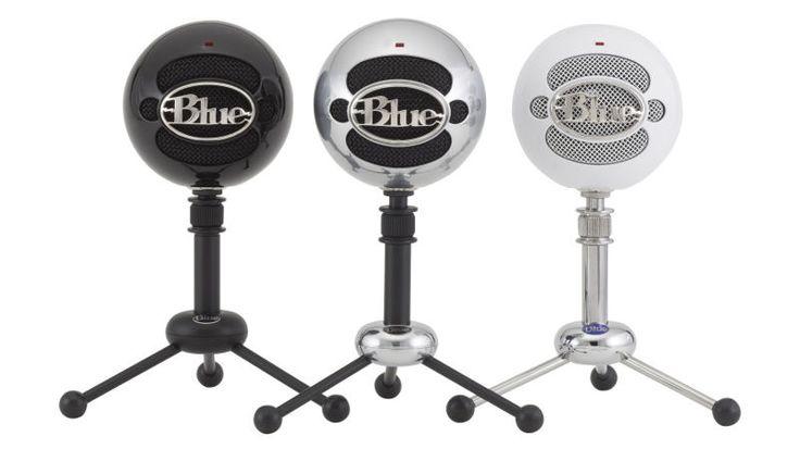 Mikrofon pojemnościowy USB Blue Snowball GB
