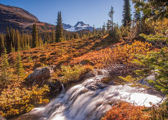 Mountain Photograph - Silent Pass
