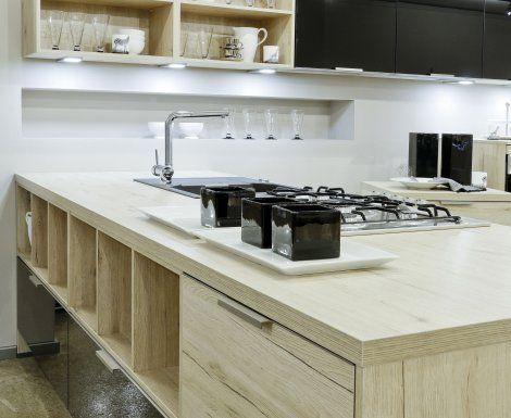 Moderní designová kuchyně Désirée. Kuchyně a spotřebiče jedné značky - gorenje. #kuchyně #design #interiér #domov #gorenje