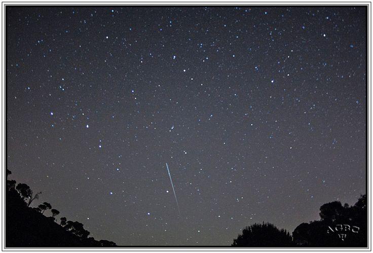 TimeLapses, StarTrails y Estrellas Fugaces I de Antonio Garcia-Bellido Capdevila