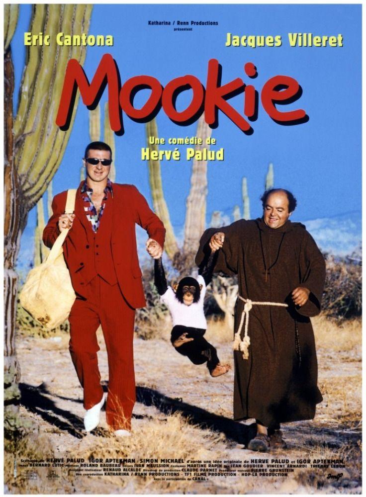 Mookie est un film français d'Hervé Palud, sorti en 1998. Frere Benoit recueille au bord d'une route mexicaine un chimpanze femelle. Il s'avere que Mookie est un singe pas comme les autres car elle parle. Prevenus, des scientifiques veulent s'en emparer pour l'etudier. Dans la meme ville, Antoine Capella, un boxeur francais, refuse l'argent d'un mafioso pour participer a un match truque. Le moine et le boxeur sont obliges de fuir. L'aventure commence pour ce trio hors du commun...