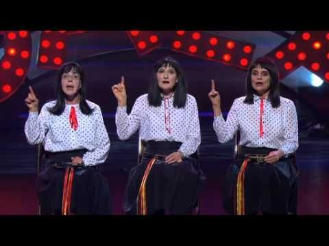 Melbourne International Comedy Festival 2013 Gala - The Kransky Sisters - YouTube