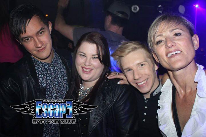 Escape Bar, Gold Coast, Surfers Paradise Gay Bar
