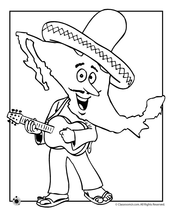 coloring pages spanish culture | 45 best Spanish class images on Pinterest | Spanish ...