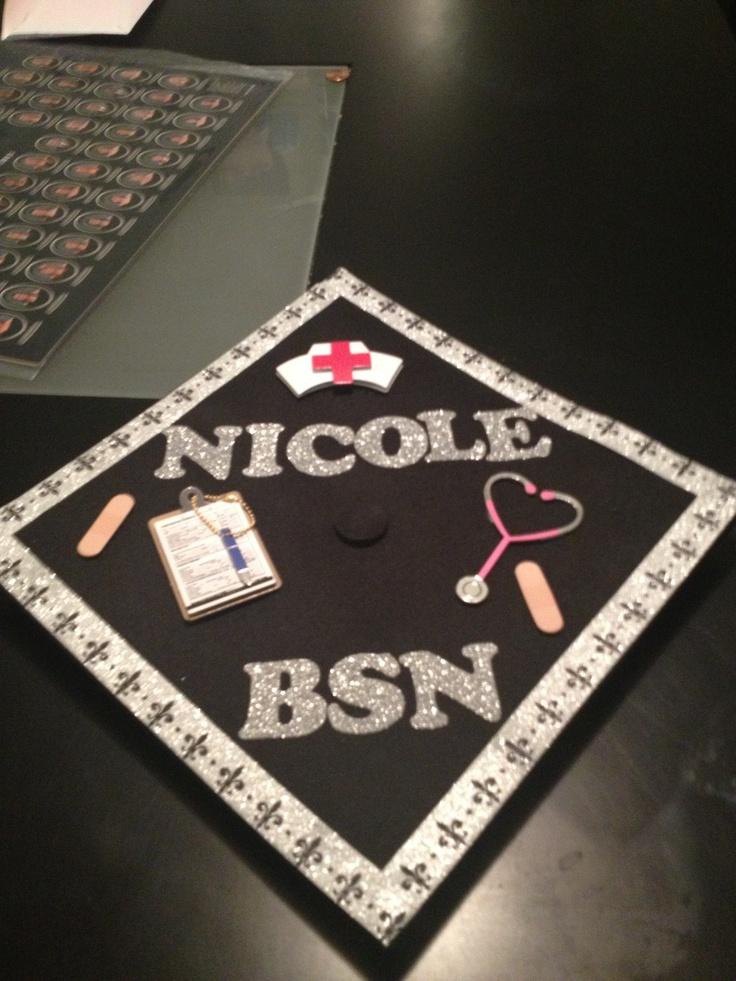 17 Best Images About Graduation Nurse On Pinterest Grad
