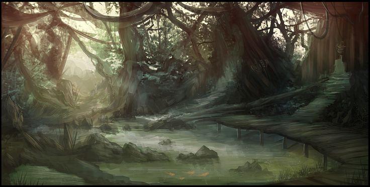 Forest Tribe by Narandel.deviantart.com