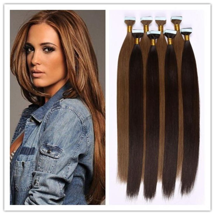 25 unique glue in hair extensions ideas on pinterest diy hair tape in hair extensionsglue skin weft hair extensions 25gpiece pack pmusecretfo Image collections