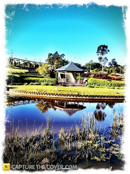 Underwood Park, Rochedale #CaptureTheCover entry by Trudy in Brisbane's Logan City, Beenleigh Region. Click to enter.