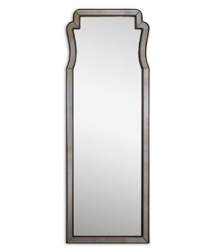 66 Dark Mocha Brown  Antiqued Mirror Framed Rectangular Dressing Wall Mirror >>> This is an Amazon Affiliate link. For more information, visit image link.