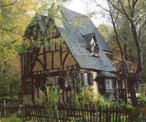 Storybook cottages bing images la casa ideal for Piani di casa cottage storybook
