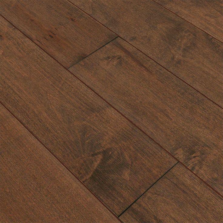 Mohawk Rockford Coffee Maple Solid 5 Wide Hardwood