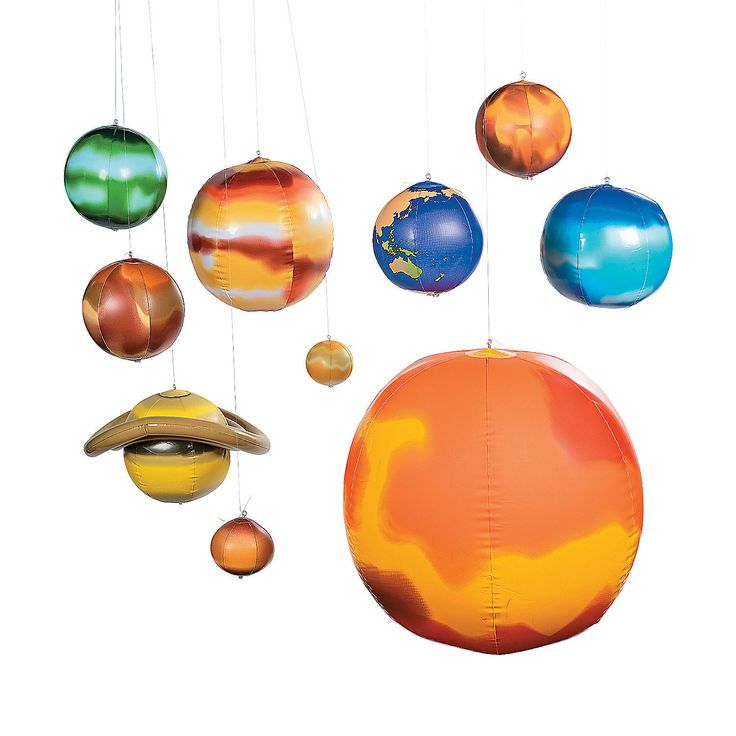 Inflatable Solar System - OrientalTrading.com, or through ...
