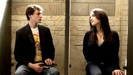 """Charlie Bartlett"" - Anton Yelchin, Kat Dennings"