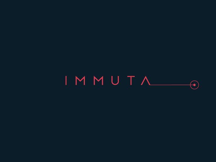 Immuta // Identity Animation by Ronald Rabideau #Design Popular #Dribbble #shots