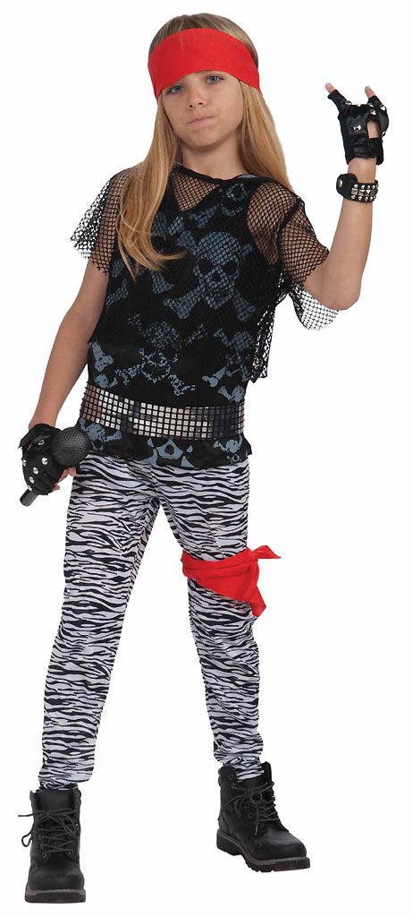 17 Best ideas about Rock Star Costumes on Pinterest | Rock costume Rock star hair and Rock star ...