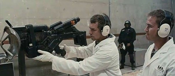 District 9 Prawn weapon. | Cool Movie Looks | Pinterest ...