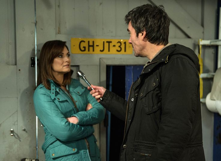 Emmerdale: Cain threatens to kill Lachlan reveals Jeff Hordley
