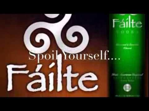 Failte Vodka (Movie 4) The World's Best Tasting Vodka