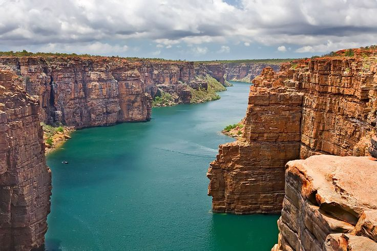 The Kimberley in Western Australia has been gaining more and more popularity as a tourist destination in the recent years. It's easy to see why…
