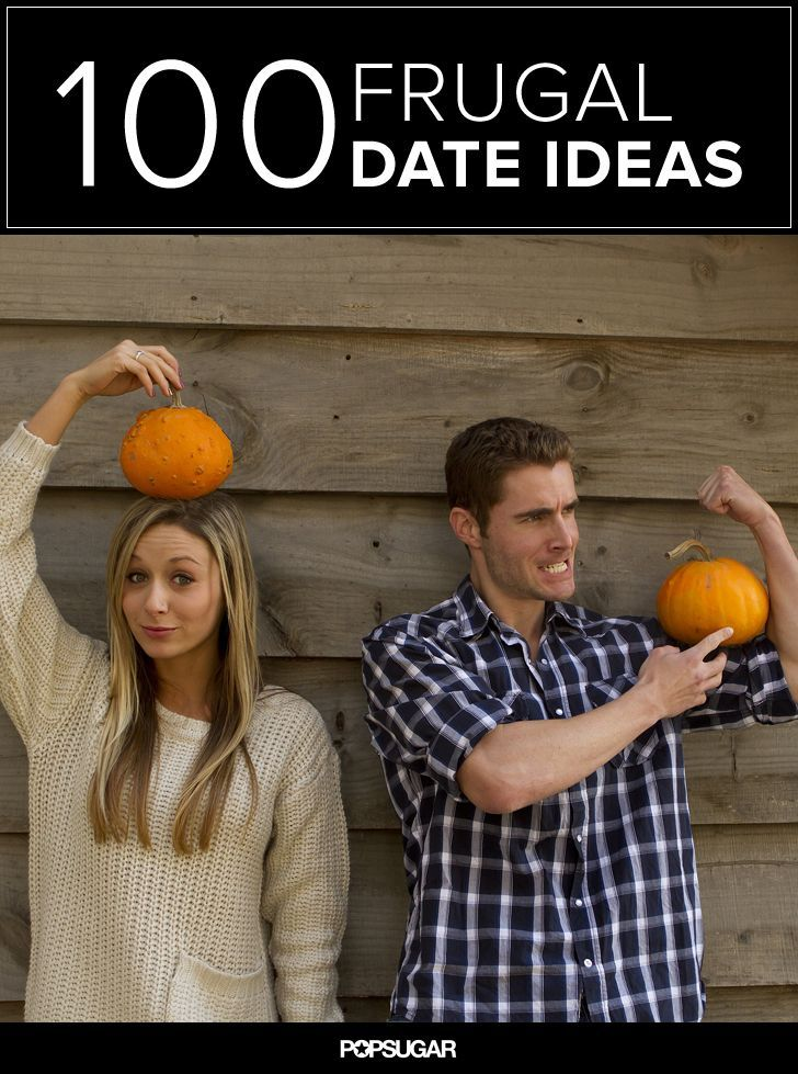 100 Frugal Date Ideas For Any Season