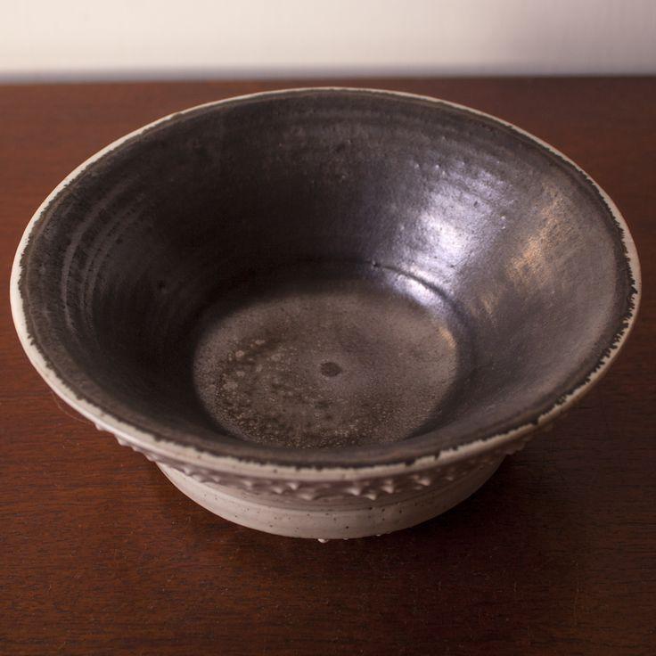 Sea Urchin inspired Stoneware Ceramic vessel - Lewis Ryan
