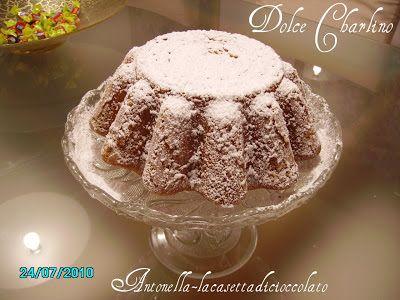 la casetta di cioccolato: il dolce Charlino