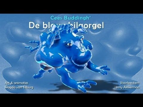 De Blauwbilgorgel - Cees Buddingh'