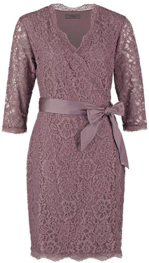 Pin for Later: 50 Kleider für alle Gäste einer Hochzeit im Sommer S'Oliver Kleid aus Spitze (140 €)