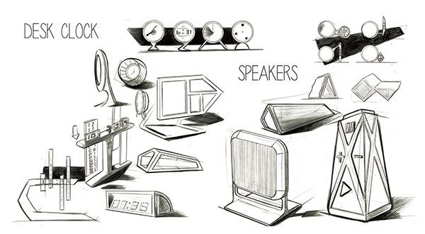 Product Sketches