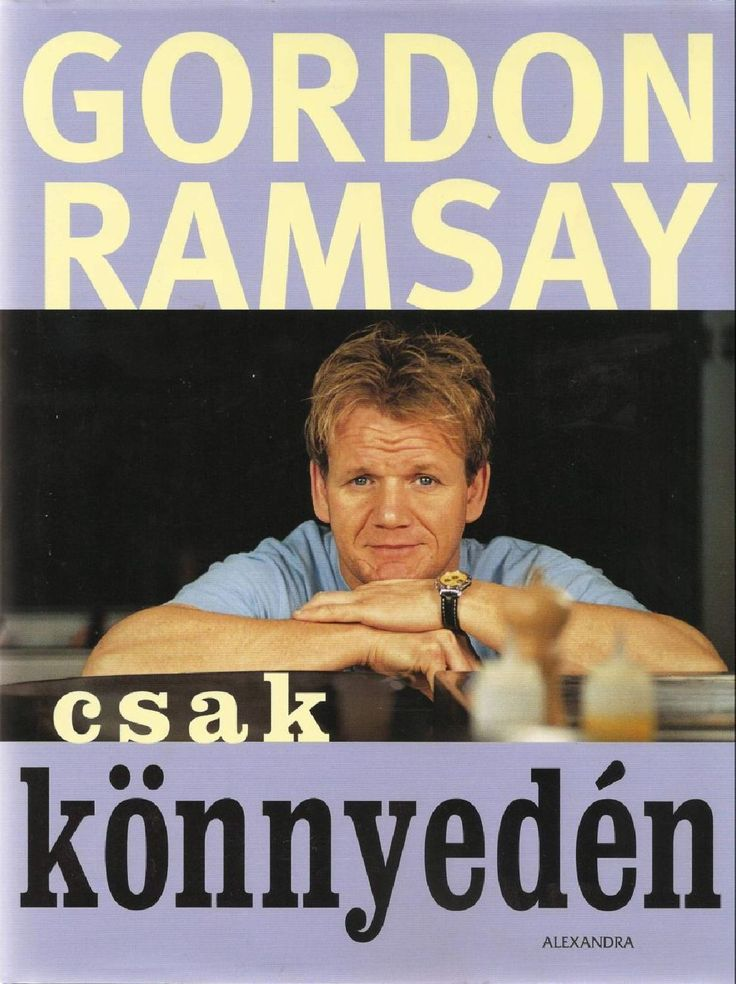Gordon ramsay csak konnyeden 2009