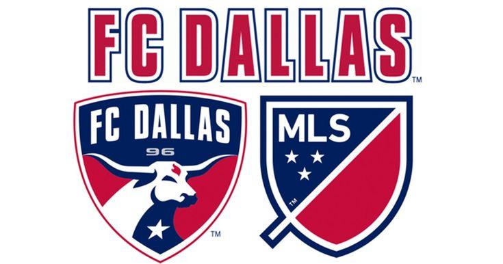 A Secondary logo: an FC Dallas branding suggestion